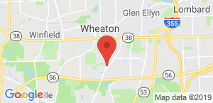 Google Map of The Law Office of J. Patrick Nelson, PC's Location